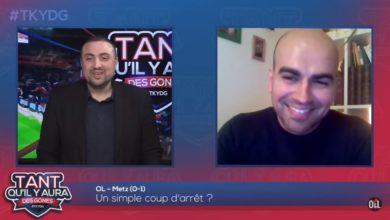 """Photo de Vidéo : """"Tant qu'il y aura des Gones"""" (avec en invité Amaury Blanc) est en ligne"""