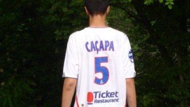 Photo de Cyril, 31 ans, détenteur d'un maillot mythique de Cláudio Caçapa